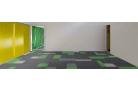 Mocheta dale de trafic intens / greu  pentru birouri sali de conferinte, protocol  Modulyss Alpha 606