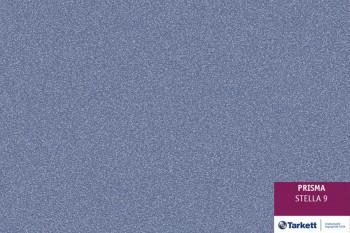 Linoleum - Covor PVC Albastru pentru cabinete medicale spatii sterile sali de operatie PRISMA Stella 9  TARKETT
