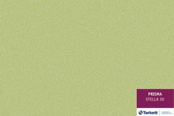 Linoleum - Covor PVC Verde  trafic intens PRISMA Stella 10 TARKETT