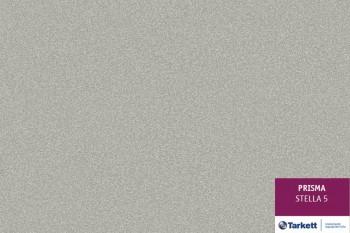 Linoleum - Covor PVC Gri  Antibacterian antifungic eterogen scoli crese gradinite  PRISMA Stella 5 TARKETT