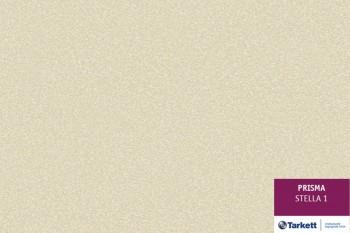 Linoleum PVC eterogen antibacterian bej PRISMA Stella 1 TARKETT