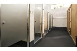 Linoleum PVC Omogen antibacterian Gri Optima 866 Tarkett