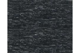Linoleum - Covor pvc antibacterian Omogen Negru Optima 845 Tarkett