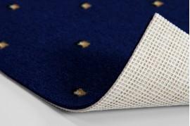 Mocheta albastru indigo Strauss 77 trafic intens Balta Arc Edition