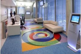 Linoleum Covor PVC spitale clinici  Tarkett