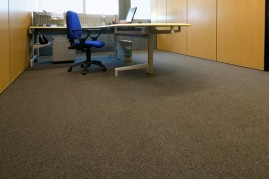 Mocheta dale pentru birou ignifugata de trafic intens rezistenta la scaune  Modulyss Alpha 215