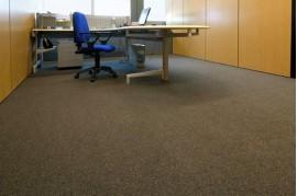 Mocheta pentru birou dale ignifugata de trafic intens rezistenta la scaune  Modulyss Alpha 215