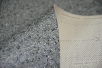 LINOLEUM -  COVOR PVC  GRI, ETEROGEN, ANTIBACTERIAN, IGNIFUGAT, TRAFIC INTENS   COMERCIAL TARKETT SMART 121600