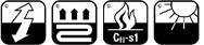 Caracteristici tehnice mocheta maro deschis Quartz 42